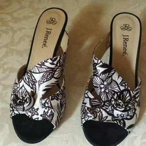 J. Renee  Shoes - J. Renee 'Joslin' slip-on sandals