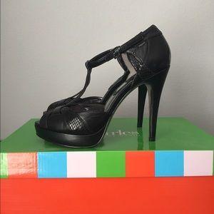 Charles David Shoes - Charles David Heels • Black • Size 6