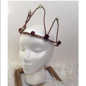 Handcrafted crown