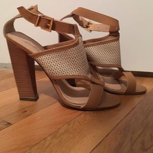 Diana Broussard high heel sandals