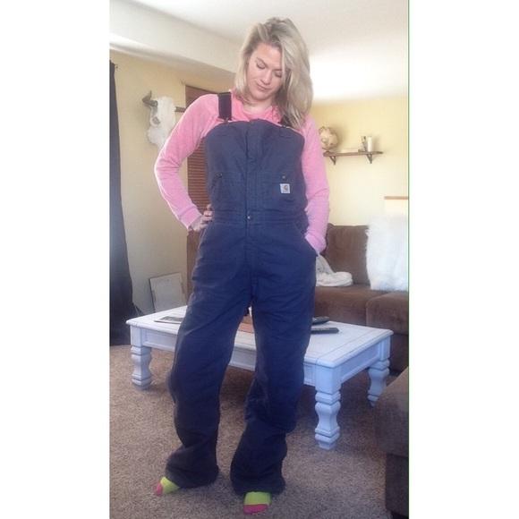 2c1c9d332ce Carhartt Pants - Carhartt women's bibs/overalls/coveralls/snowpants