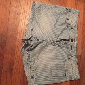 Stretch shorts by J Crew