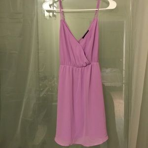 BNWOT! Forever 21 Lavender Dress - XS