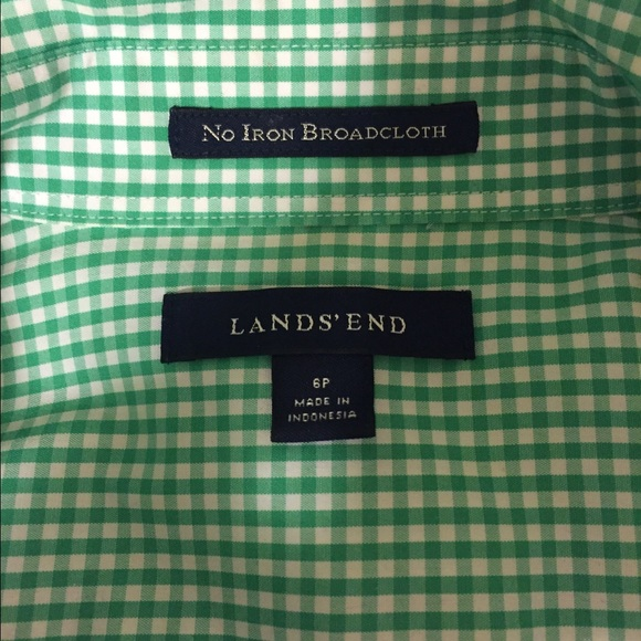 Stock up on Lands' End No Iron Dress Shirts for a great low price! Welcome Back! We missed you! Quickly login with your social network or email: Login with Facebook Login with Google Login with your email. Don't have an account? Register. Welcome Back! We missed you! Quickly login with your social network or email.