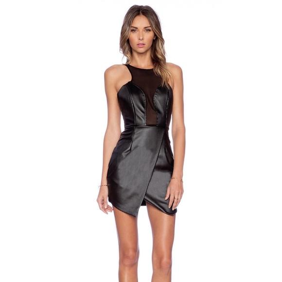 Leather Prom Dresses