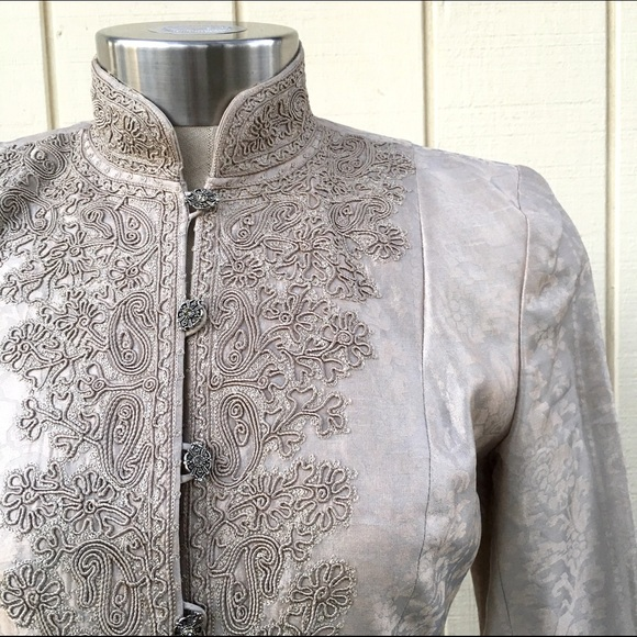 Kay Unger Jackets & Blazers - 🔴Final Price  Kay Unger silk jacket