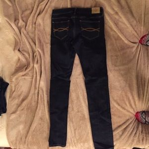 Abercrombie & Fitch Denim - Abercrombie & Fitch Super Skinny Jeans
