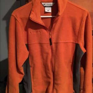 🎊Orange and Gray Columbia Jacket (2 for 15)