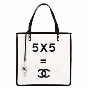 CHANEL Handbags - Chanel 5 x 5 'Let's Demonstrate'o