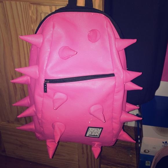 Spike bookbag