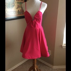 Pink Sweetheart Dress
