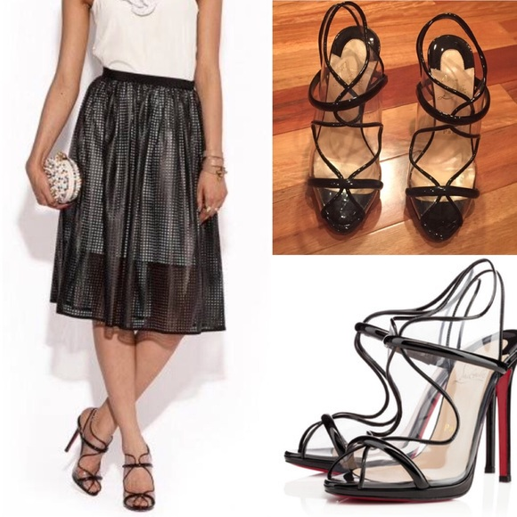 christian louboutin sandals on sale