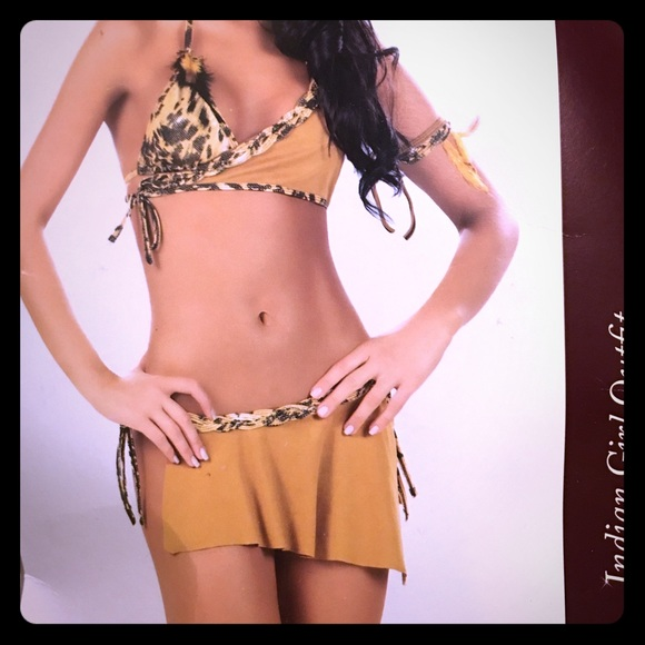 nuovo arrivo a2cce b9ca5 Espiral Lingerie Indian Girl Outfit