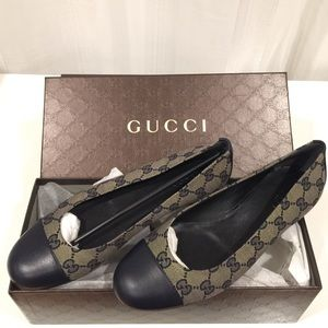 Gucci Shoes - NEW Gucci Ballerinas
