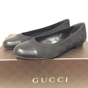 NEW Gucci Ballet Flats