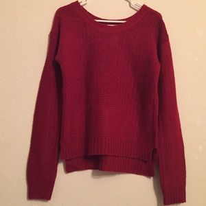 Ambiance Apparel Sweaters - ❤️Ambiance red sweater, never worn! ❤️