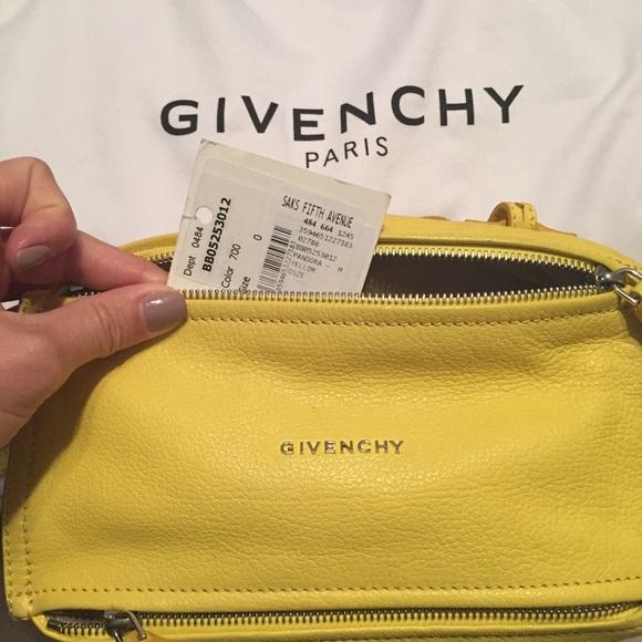 Givenchy Mini Pandora Crossbody Bag NWT 9359beb61bd3e