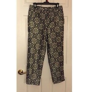 Pants - Shimmery Ankle Pants