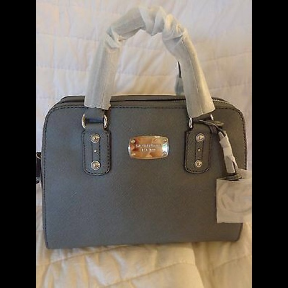 a24855648c92 Michael Kors Bags | Nwt Saffiano Small Leather Satchel | Poshmark