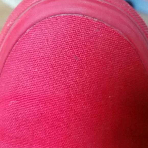 Furgonetas Zapatos Hombres Rojos lDoBmcUE