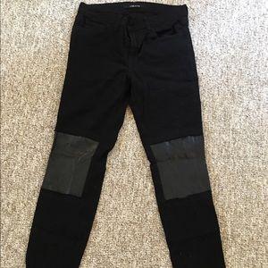 J Brand black skinny jeans size 27