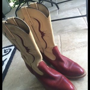FRYE authentic cowboy boots