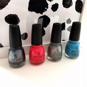 China Glaze Makeup - HALF OFF SALE | Metallic China Glaze Nail Polish