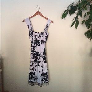 Women\'s White Maurices Floral Dress on Poshmark