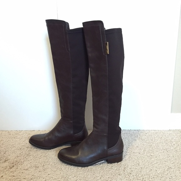 vince camuto vince camuto brown boots from