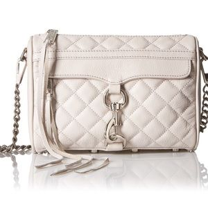 Rebecca Minkoff Handbags - *SOLD ON TRADESY*Rebecca Minkoff Grey Mini Mac Bag