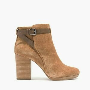 HP SALE! Madewell Suede Ankle Boots