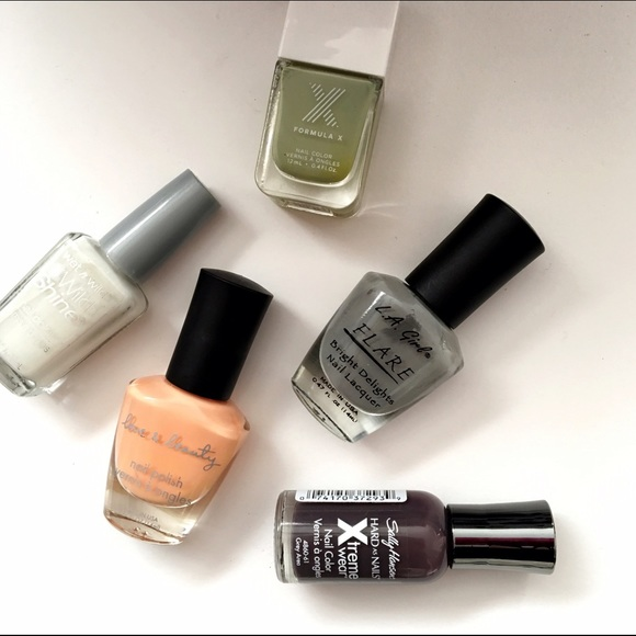 Makeup - HALF OFF SALE | Pastel Neutrals | Nail Polish Set