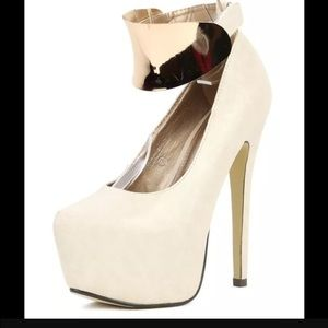 Red Kiss Shoes - New RED KISS High Heel Stiletto Pump Shoe