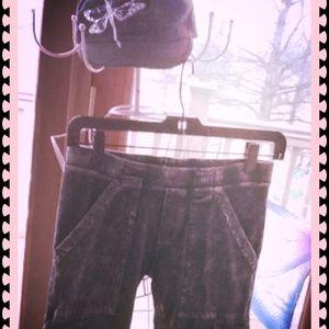 d0aa9306a0edab Hard Tail Pants | Nwt Hardtail 6 Pocket Cargo Legging Black Small ...