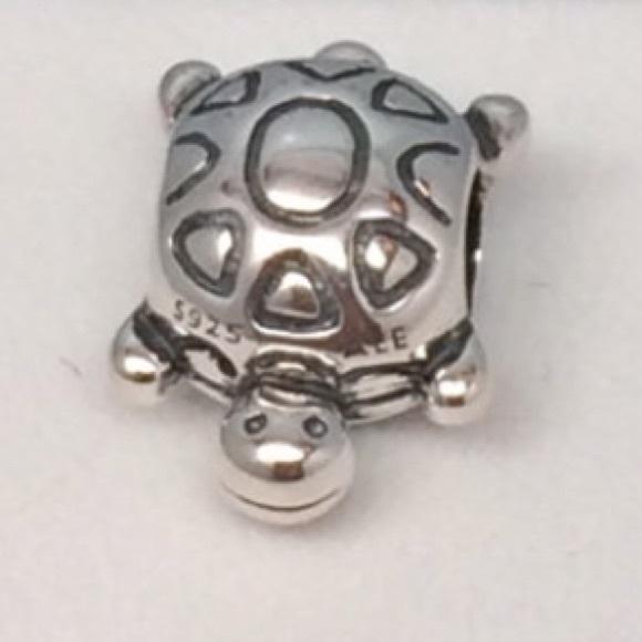 pandora turtle charm retired