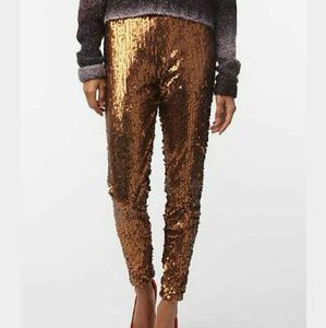 Urban Outfitters sequin pant/legging