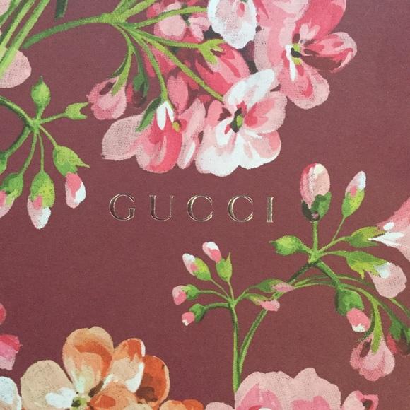 Gucci shoes floral shoe box poshmark gucci floral shoe box mightylinksfo