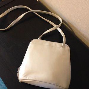 Gianni Bernini Genuine leather tan purse