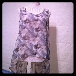 Paper Crane Tops - NEW sheer tunic