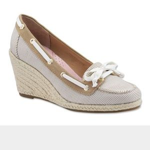 Sperry Top-Sider Shoes - Sperry Clarens Wedge Herls