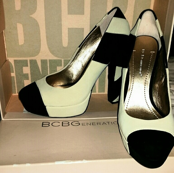 BCGC Generation  Shoes - BCBG Generation High Platforms