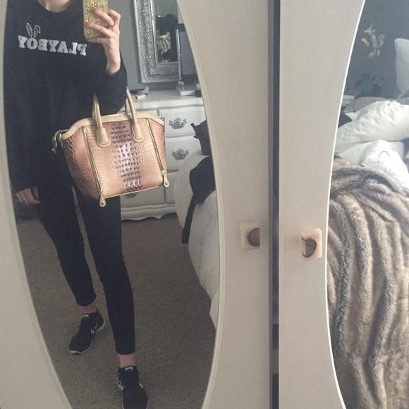 celine luggage tote mini - 81% off Michael Kors Handbags - ??FLASH SALE??Faux Croc ...