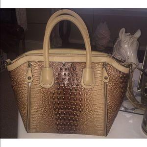 mini replica belts - 81% off Michael Kors Handbags - ??FLASH SALE??Faux Croc ...