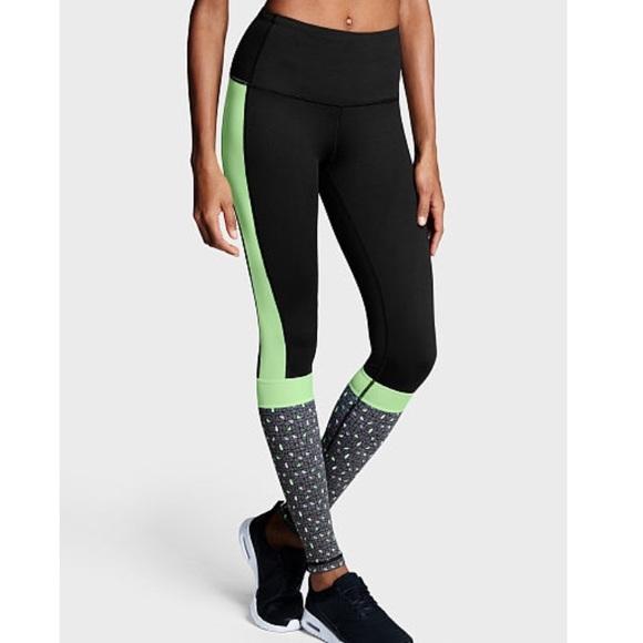 5581241988d27 Victoria's Secret Pants | Victorias Secret Sport Knockout High Rise ...