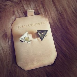 Pyramid Juicy Couture studs