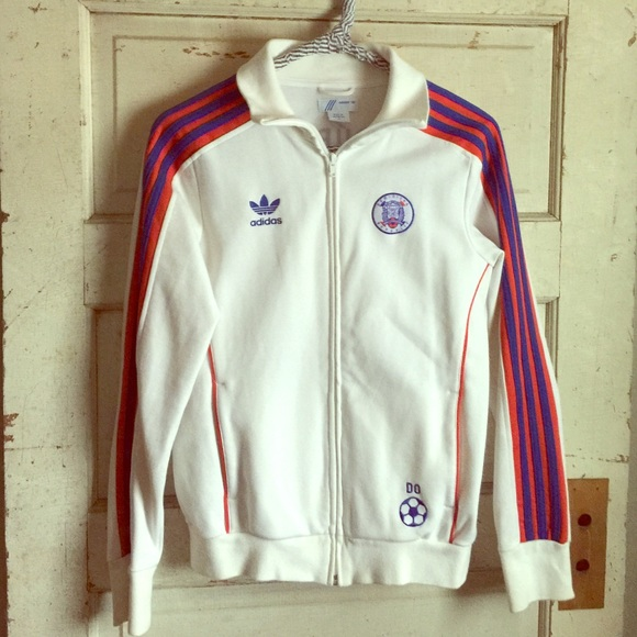 best website b28e5 1a3c3 adidas Dominican Republic soccer zip up