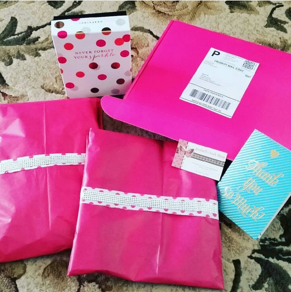 b531b4a29f243 PINK Victoria's Secret Other   Sample Packages   Poshmark