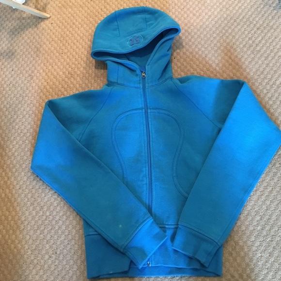 lululemon athletica Jackets & Blazers - Scuba Hoodie