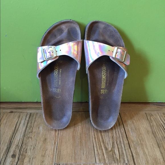 57 off birkenstock shoes birkenstock madrid sandals. Black Bedroom Furniture Sets. Home Design Ideas