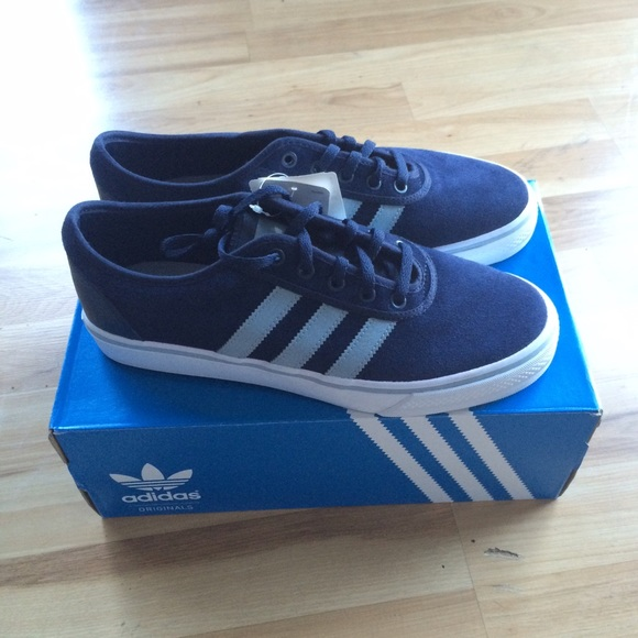 info for 17c0f 949c8 adidas Originals adi-Ease (NavyDust BlueWhite)